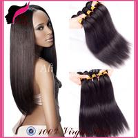 """Peruvian Virgin Hair Weaves 4Pcs Lot,Soft Peruvian Straight Virgin Hair 8""""-30""""Cheap Natural Black Hair Peruvian Remy Human Hair"""