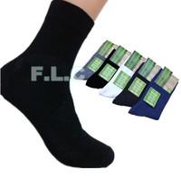 Brand Men Socks New 2014 Sock male Bamboo cotton autumn-winter sport socks&striped socks for men free Size Fit For All Foot