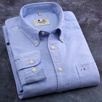 2014 hot selling camisas brand shirt new autumn fashion design mens casual shirts high quality men oxford stylish dress shirts