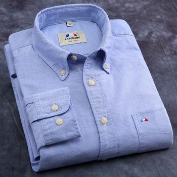 2014 Обычный brand shirt autumn Модный design mens Повседневный рубашка men oxford ...