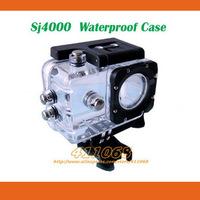 The original factory Underwater Brand New SJ4000 Waterproof Case for SJ4000 Sport Cam Camera  for WiFi sj4000 DVR