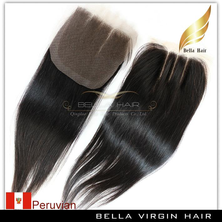 Bella Hair 3 peruvian lace closure