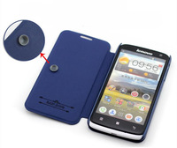 For Lenovo S820 phone sets Free Shipping / For Lenovo s820 phone holster 820 Cover For Lenovo S820 phone shell
