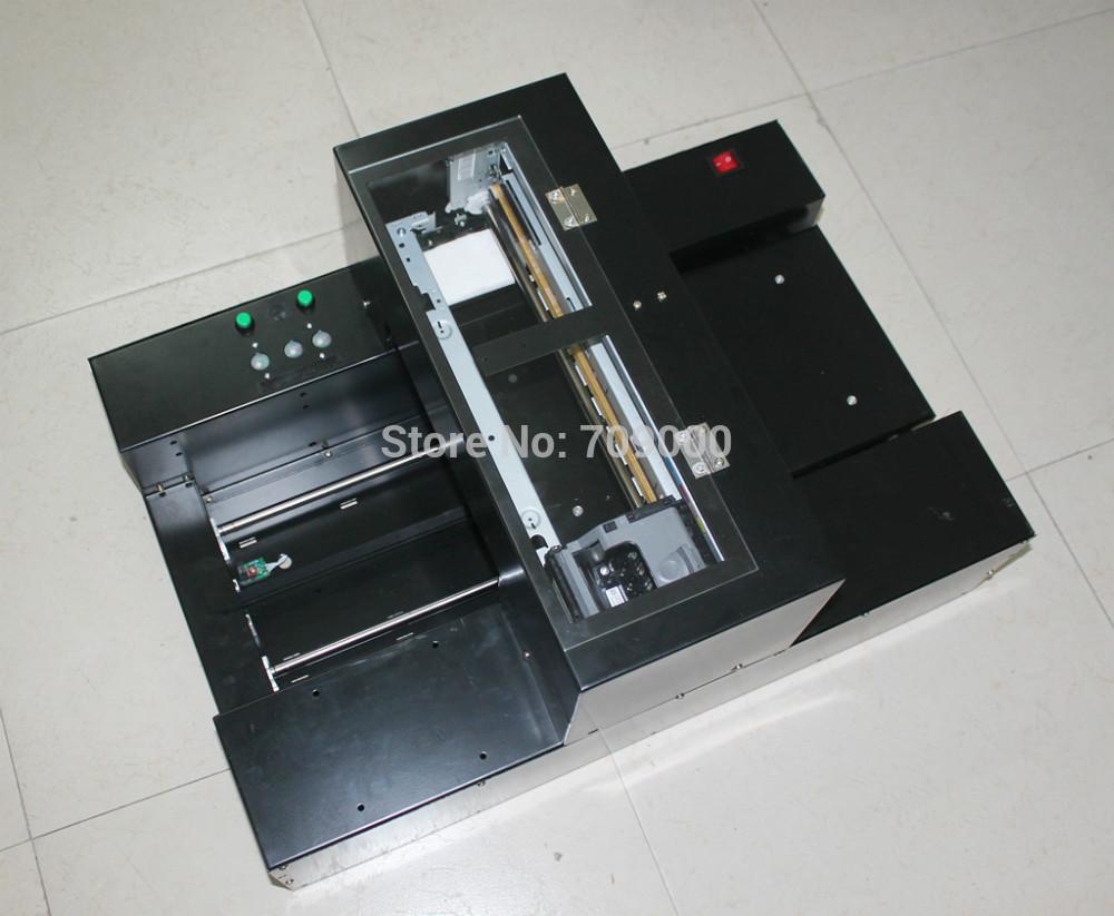 Top qualité A4 taille t - shirt imprimante Textile Machine d'impression imprimante de vêtements à livraison gratuite(China (Mainland))