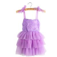 Fashion girls summer dress  Princess  Floral  summer tutu  dress  girl princess dress,girl flower dress