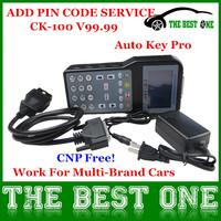 2014 Promotion The Latest Generation V99.99 CK100 Auto Key Programmer CK 100 With Multi-language OBD2 Car Key Programmer CK-100