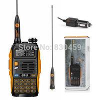 baofeng gt-3 mark II,radio walkie talkie,uhf vhf portable radio, chipset much advanced than baofeng uv 5r wouxun quansheng radio