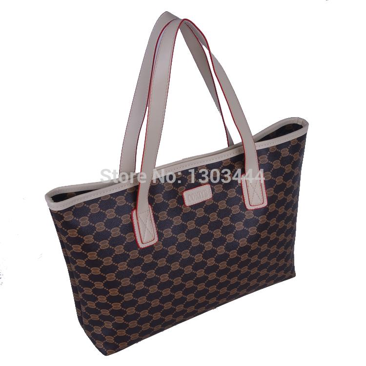 Women bags 2015 HOT New European and American Fashion Big bag Women Handbag PU Leather Women's Tote Shoulder Bags Shopping Bag(China (Mainland))
