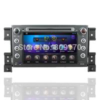 Hot-Android 4.2 Capacitive Screen Car DVD for Suzuki Grand Vitara with GPS Navigation,1.6G CPU,Radio,TV,3G,Wifi,Free 8G Map !
