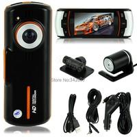 """Hot New F90 G7 2.7"""" Full HD 1080P Car DVR Camcorder 12 mega pixels G-sensor Dual lens Vehicle Video Recorder DVR Camera b6 18396"""