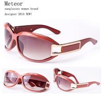 Luxury fashionable Oculos Sexy Glasses Shield,High-definition Advanced CR39 Lens Vintage Sunglasses Women Brand Designer 2015