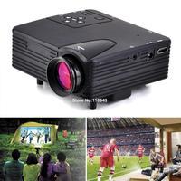 Portable 1080p Led Mini Hdmi Video Game Projector,Digital Pocket Home Cinema Projetor Proyector AV TV VGA USB HDMI B2 OS000438