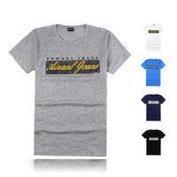 New Summer Famous Brand Men t-shirt Casual Cotton Tee shirt for men Fashion O-neck Short Sleeve Men's shirt Free shipping