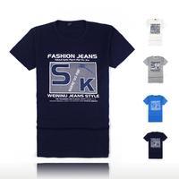 Hot sale 2014 Mens Designer Quick Drying Casual T-Shirts Men Tee Shirt Slim Fit Tops Sport Shirt Men T- Shirts Free Shipping