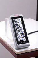 Metal Housing Access Control EM Reader with Keypad ,Not Waterproof ,New Design,CE Approved