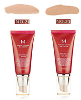 Hot New Makeup Missha M Perfect Cover #21 Or #23 BB Cream SPF42 50ml With Box Free Shipping