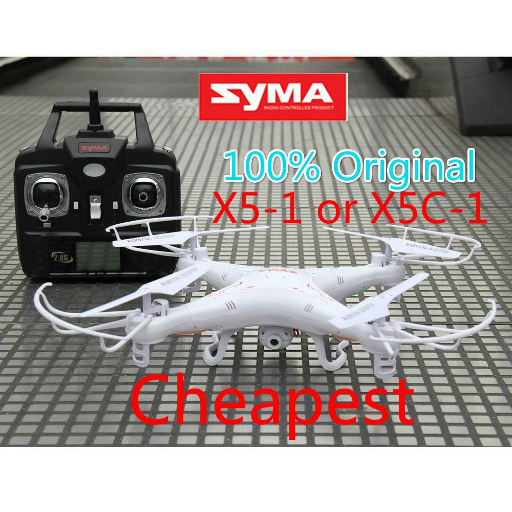 Rc helikopter syma x5c 2.4g 6 achs-kreisel hd-kamera rc quadcopter mit 2.0mp kamera