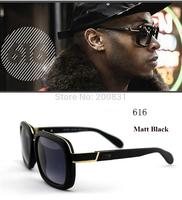 Brand Sunglasses Matte 616 for men with Packing box Aviator Style Germany Vintage Sunglasse Brand Designer Matte 616