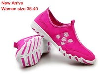 2014 NEW breathable women's running shoes soft outsole leisure canvas shoes summer sneakers women shoes free shipping