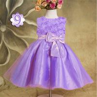 girl dress,2015 new dress, summer  princess gauze dress, Animated cartoon dress, casual dress,baby dress