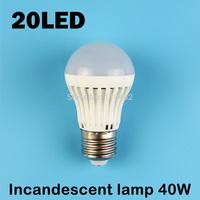 E27 20LEDS SMD 2835 (Incandescent lamp 40W) 220V - 240V Warm white cold white led lamp