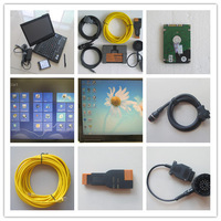 2014 newest Ready to work auto diagnostic tool for bmw For bmw icom a2 b c 3in1 +software 2014.08 expert mode +ld630 laptop(4g)