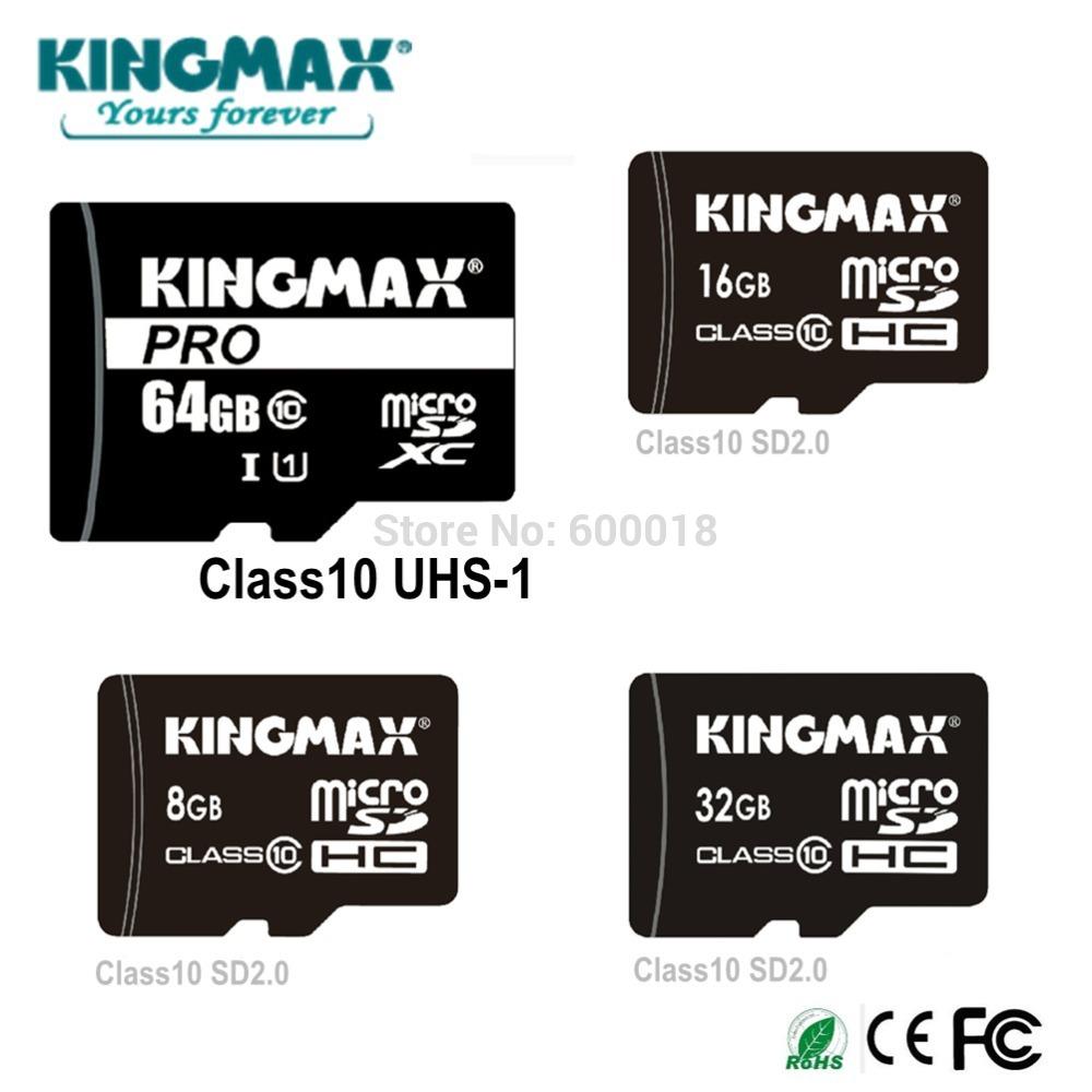 h2testw Full real Capacity KINGMAX micro sd USH-1 card 64gb class 10 4GB 8GB 16GB 32GB Memory Card Micro Card USB Flash Drive(China (Mainland))