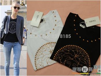 Lace Short Sleeve Shirts - Polyvore