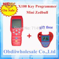 Super quality Original X100 key programmer handheld device promise X 100 programmer X-100 key programmer DHL Free