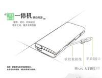 The first  phone pank charger 10000mah with data line USB portable charger/carregador portatil para celular samsung