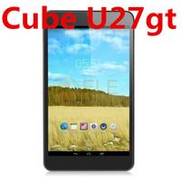 8 inch IPS Cube Talk8 U27gt 3G tablet pc MTK8382 quad core 1GB+8GB 5.0MP dual camera bluetooth gps android 4.4 talk 8 tablets