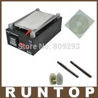 110/220V Mobilephone Built-in Pump Vacuum Metal Body Glass LCD Screen Separator Machine Max 7 inches + 200m Cutting Wire