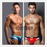 New Sexy Andrew Christian Trophy Boy Men's Swimwear Bikini Brief w/ Drawstring