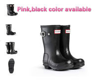 free shipping,the brand fashion kids rain boots waterproof wellies boots,rainboots water shoes for kids children.More colors