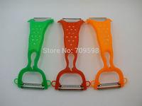 new Useful Kitchen Parer Peelers Zester Slicer Gadget Vegetable Fruit Slicer Carrot Random Kitchen