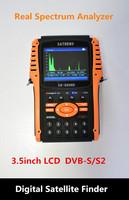 Sathero SH-800HD DVB-S2 Digital Satellite Finder Meter  USB2.0 HDMI Output Satfinder HD with Spectrum Analyzer