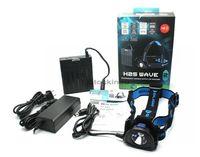 Free Shipping!OLIGHT H25 Wave Cree MX-L2 LED 800 lumen Headlight headlamp/5200mAh battery Box