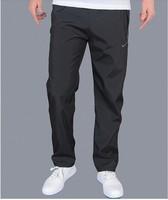 famous brand New 2014 summer men pants sport running outdoors sweatpants trousers black free shipping L XL XXL XXXL