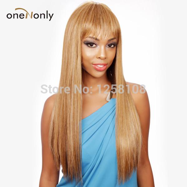 Blended Hair Wigs Blended Hair Wigs