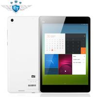 7.9 Inch Xiaomi Mi Pad Nvidia Tegra K1 Quad Core 2.2GHz Mipad Tablet PC 2G Ram 16G Dual Cameras Front 5MP Back 8MP Bluetooth OTG
