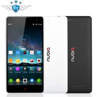 "ZTE Nubia Z7 Max FDD LTE 4G Snapdragon 801 MSM8974AC  5.5"" IPS 441ppi 1920x1080 2GB Ram 32GB 13.0MP Camera F2.0 Play Store"