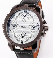 2014 Fashion Full Steel Led Digital Quartz Watch Men Sports Wristwatches 50M Waterproof Military Watch Colorful LED Dress  Watch
