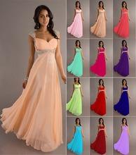 sweetheart stock45 una línea de elegantes vestidos de dama de honor baratos fuera del hombro 2014(China (Mainland))