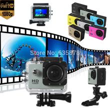 Action Sport Cam Camera Waterproof Full HD 1080p Video Photo Helmetcam SJ4000 DV Underwater Sport Camera