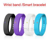 Hot smartband smart wristband  Bracelet like original Fitbit flex health records pedometer step counter wireless sleep bracelet