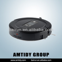 Amtidy A325 Robot Vacuum Cleaner For Russian Virtual Wall, LCD Touch Screen, Remote Control, UV Lamp Sterilizer