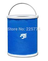 Wash the car!! folding bucket fishing barrels, large portable multi-function car telescopic buckets, Telescopic buckets