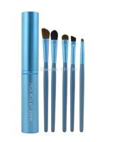 Professional eye makeup brushes set eyeshadow eyeliner eyebrow make up Brush kits natural Hair Travel Kit cosmetics tools