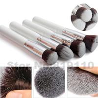 4Pcs High quality kabuki Foundation Blush Powder makeup Brushes set professional  facial  Make up Brush kit cosmetic sets tools
