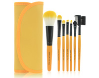 Synthetic hair Healthy Brand makeup Set outdoor 7pcs 7 pcs mini Makeup Brushes Sets & Kits Cosmetics face care Brushes & Tools